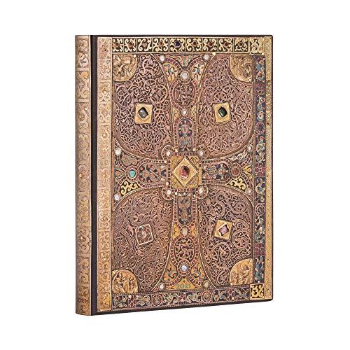 Paperblanks 12 Monate Softcover Flexis-Kalender 2021 Lindau   Tagesüberblick   Ultra (180 × 230 mm), FD6785-6