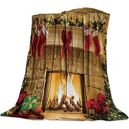 Nazi Mie Decke Decke Kamin Weihnachtsstrümpfe Reserviber Decke