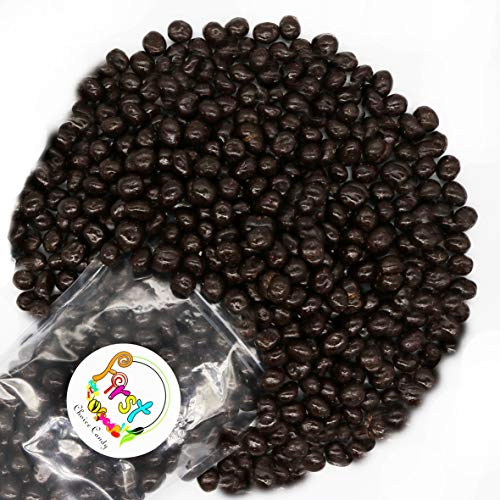 Dark Chocolate Covered Roasted Espresso Coffee Beans 2 Pound from FirstChoiceCandy