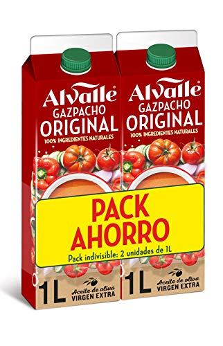 Alvalle Gazpacho Original, 2 x 1L
