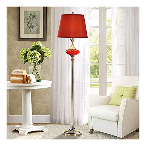 Indoor LED-vloerlamp Moderne staande lamp Home Decor voor Woonkamer Leeslamp Slaapkamer Officetall Pole Lam Home(Remote…