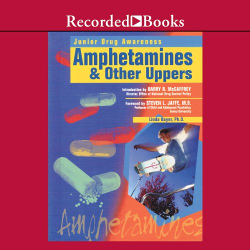 Amphetamines and Other Uppers audiobook cover art