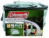 Coleman Event Shelter Pro XL Panel Lateral con Ventanas y Puerta para Carpa, Alta Proteccin Solar 50+, Impermeable, 4.5 x 4.5 m
