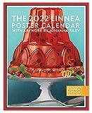2022 Linnea Design Poster Calendar 11 x 14' Artwork by Johanna Riley