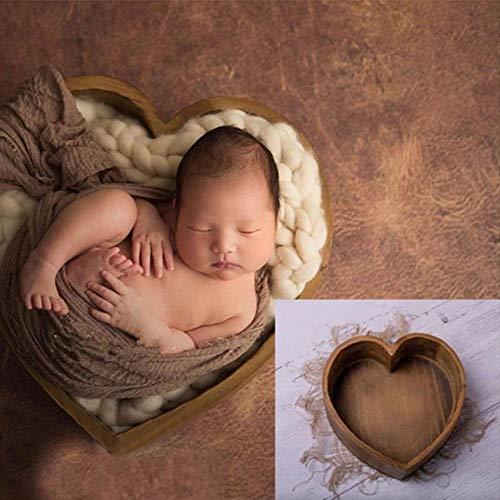 Neugeborene Fotografie Requisiten Kinderbett Baby Foto kleines Holzbett Neugeborene Requisiten Bett posiert Requisiten Fotostudio Krippe Requisiten für Foto-Shooting posiert Sofa Baby Fotografie