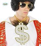 Disfrazzes - Colgante símbolo del dollar gigante