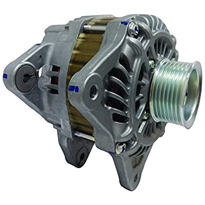 New Alternator Replacement For Nissan Versa L4 1.6L 12 13 14 15 16 17 18 2012-2018, Versa Note 1.6L 2014-2018 A2751500050, A002TJ1791, A2TJ1791, 23100-3BE1A, 23100-3BE1AR