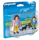 PLAYMOBIL Duo Pack - Madre con niño, Figuras (5513)