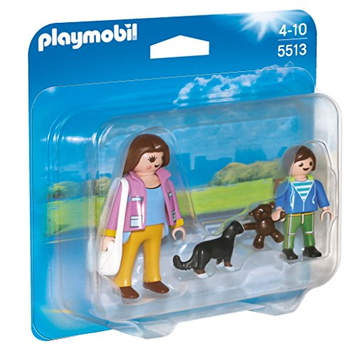 PLAYMOBIL Duo Pack - Madre con niño, Figuras (5513)