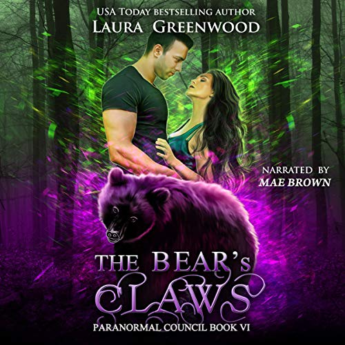 The Bear's Claws The Paranormal Council Laura Greenwood Paranormal Romance