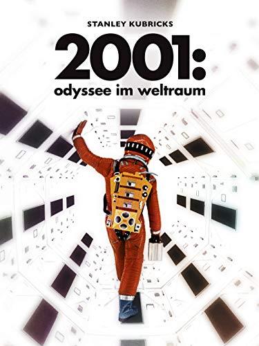 2001 - Odyssee im Weltraum [dt./OV]