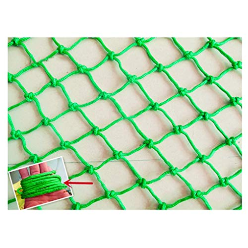 Buy Child Protection Net,Anti-Bird Rope Net, Green Family Restaurant Clothing Store Ceiling Wall Dec...