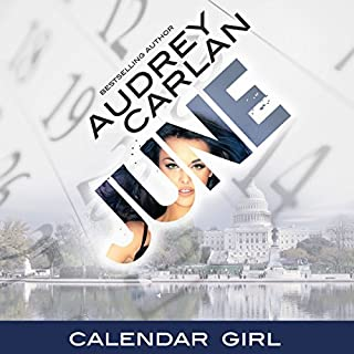 June     Calendar Girl, Book 6              By:                                                                                                                                 Audrey Carlan                               Narrated by:                                                                                                                                 Summer Morton                      Length: 3 hrs and 51 mins     235 ratings     Overall 4.6