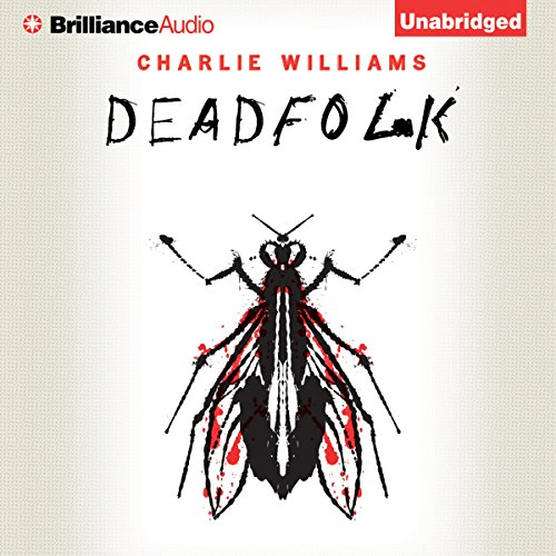 Deadfolk audiobook cover art