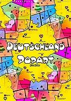 Deutschland Popart von Nico Bielow (Wandkalender 2022 DIN A3 hoch): Deutschland ist bunt und das zeigen die kraeftigen Popart Bilder des Kuenstler Nico Bielow auf ganz besondere Weise. (Monatskalender, 14 Seiten )