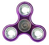 Fidget Hand Spinner exclusif - Réducteur de stress, Soulagement de stress, Autisme - POCHETTE...