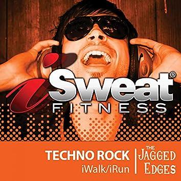 iSweat Fitness Music, Vol. 39:  Techno Rock (128 BPM For Running, Walking, Elliptical, Treadmill, Aerobics, Workouts)