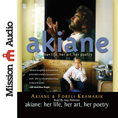 Akiane audiobook cover art