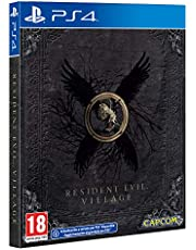 Resident Evil Village - Edizione Steelbook [Esclusiva Amazon.It] - PlayStation 4
