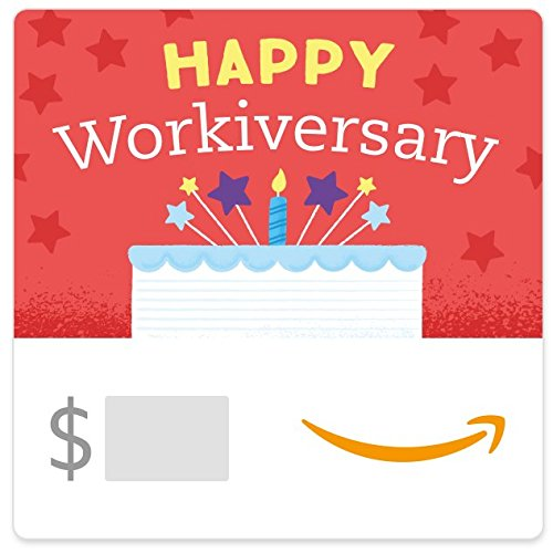 Amazon eGift Card - Happy Workiversary