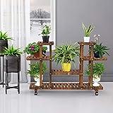 Zoom IMG-1 yaheetch scaffale per piante ripiani