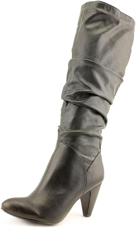 Carlos by Carlos Santana Women's Zadie,Black Synthetic Leather,US 5.5 M