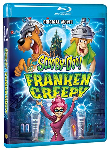 Scooby-Doo! Frankencreepy [Blu-ray]