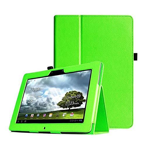 Voor Asus Memo Pad Fhd 10,1 Zoll ME301T ME302 ME302C ME302KL Tablet Lederen Beschermhoes-Grün
