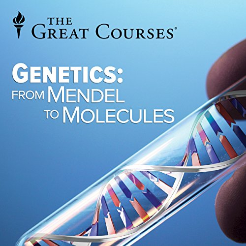 Genetics - From Mendel to Molecules cover art