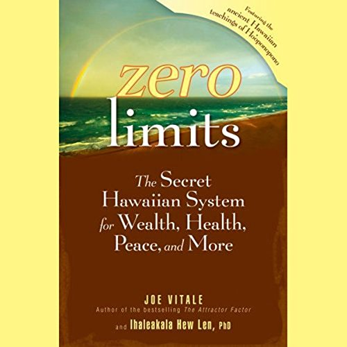 Zero Limits audiobook cover art