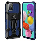 XINYUNEW Cover for Samsung Galaxy M31/M21/M30S Case Heavy