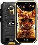 Ulefone ARMOR X (2020) 4G Rugged Smartphone MTK6761 Octa-Core 2GB + 16GB Teléfono Resistente IP68 Impermeable Android 10.0 Dual SIM Batería 4000mAh NFC GPS Naranja