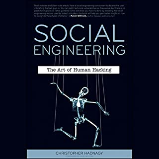 Social Engineering: The Art of Human Hacking cover art