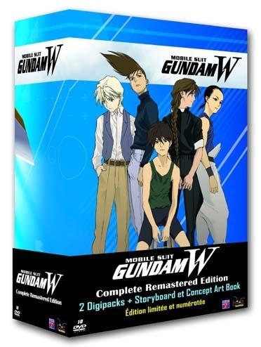 Mobile Suit Gundam Wing-L'intégrale [Édition Limitée et Numérotée]