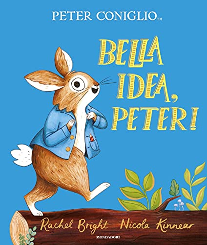 Bella idea, Peter! Ediz. a colori (Leggere le figure) (Tapa dura)