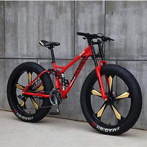 Mountain electric bicycles, big tires, variable speed mountain bikes, road bikes, five-pitch integrated wheels