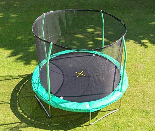 JumpKing Cama elástica Combo366 cm, color verde