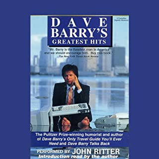 Dave Barry's Greatest Hits cover art
