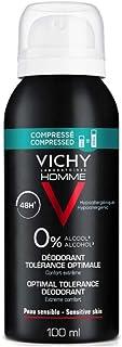 Vichy Homme Optimal Tolerance Deodorant Spray, 100ml