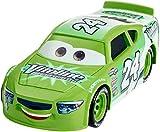 Cars 3 Coche Brick Yardley, coche juguete (Mattel Spain DXV53) , color/modelo surtido
