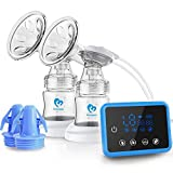 Bellababy Double Electric Breast Feeding Pumps Pain Free...