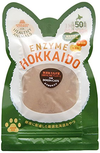 ヘルシーアニマルズ (HEALTHY ANIMALS) 北海道たもぎ茸ふりかけサプリ 無添加・無着色 「酵素配合」 25g