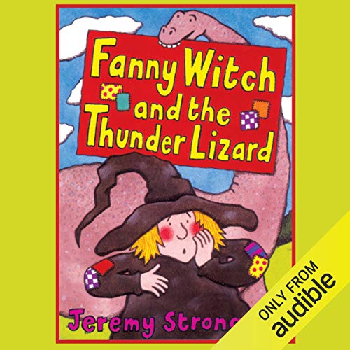 Fanny Witch and the Thunder Lizard & Fanny Witch Goes Spikky Spoo! cover art