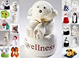 Unbekannt Geschenk-Set Wellness-Bär Wellness-Bär