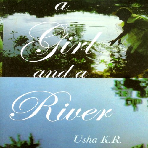 A Girl and a River audiobook cover art