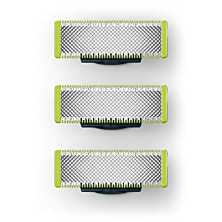 Philips One Blade - Replaceable Blade that fits all OneBlade Handles, 3-pack, Lime, QP230/50 (B073PD6YRQ) | Amazon price tracker / tracking, Amazon price history charts, Amazon price watches, Amazon price drop alerts