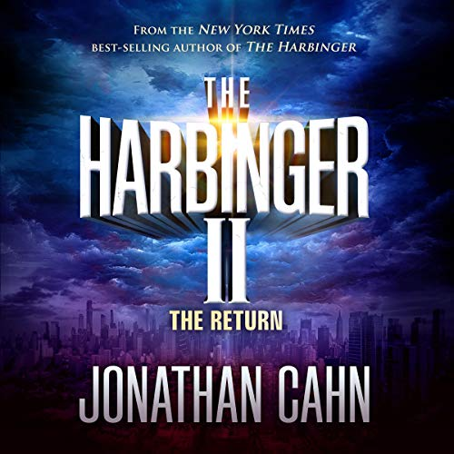 The Harbinger II audiobook cover art