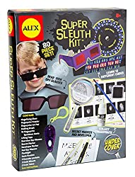 Best Toys for 10 year Old Boys-ALEX Toys Super Sleuth Kit