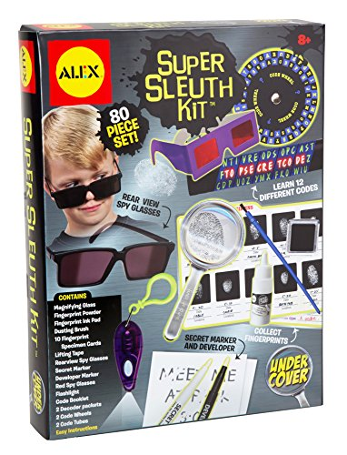 Product Image of the Alex Super Sleuth Kit Kids Spy Kit