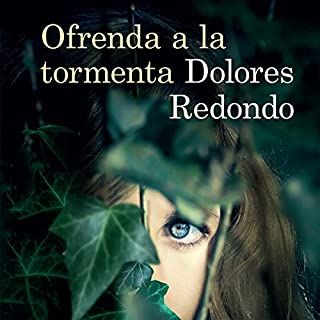 Ofrenda a la tormenta [Offering to the Storm] audiobook cover art